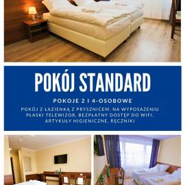 Izolatorium i miejsce na kwarantannę w hotelu Arkadia w Kielcach