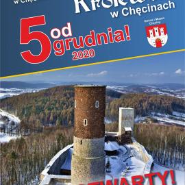 Zamek w Chęcinach ponownie otwarty