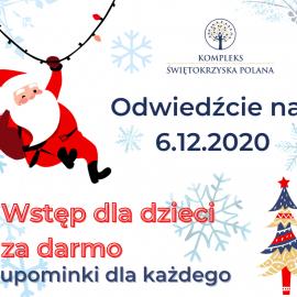 Kompleks Świętokrzyska Polana w mikołajki
