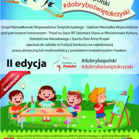 #DOBRYBOPOLSKI #DOBRYBOŚWIĘTOKRZYSKI – druga edycja konkursu