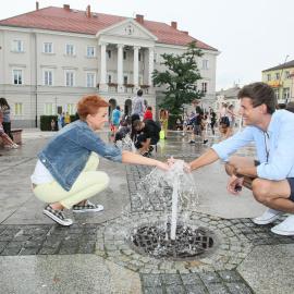 Znani blogerzy w Kielcach - Festiwal Turystyczny Blogerów