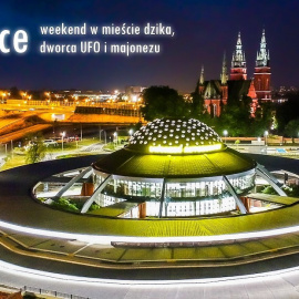 Blogerzy polecają Kielce