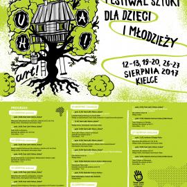 III Wakacyjny Festiwal Sztuki dla Dzieci i Młodzieży Hurra! ART