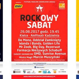 Festiwal Magiczne Zakończenie Wakacji w Kielcach 25-27 VIII!